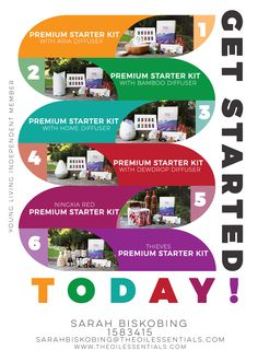 """Purchase any of the Premium Starter Kits by using Member ID # 1583415 as your referral source and get just over $20.00 worth of gifts, a 14 day Members  Only E-Course, and access to Oil Moxie resources for support. Simply click the graphic, select """"Member,"""" leave # 1583415 in the referral section, fill out your info, and select your kt! As a member, you'll also get a wholesale discount. No selling required. No ordering regularly required. You'll hear from me via email after you purchase!"""