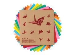 "MUJI Origami Set - Birds was featured in Daily Candy as one of the ""32 Gifts Under $30"" Origami Set is available in store and online."