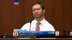 Witness: Trayvon Martin Was On Top Of Zimmerman And 'Punches Were Being Thrown'