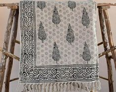 Kantha Quilt / Sari Blanket / Cotton Rug / by JaipurHometextiles Anthropologie Rug, West Elm Rug, Handmade Baby Quilts, Area Rugs For Sale, Indian Rugs, Quilted Bedspreads, Cotton Blankets, Kantha Quilt, Throw Rugs