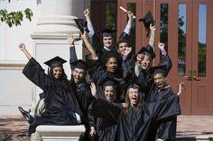 mean Winsome College Graduation Ceremony Dress