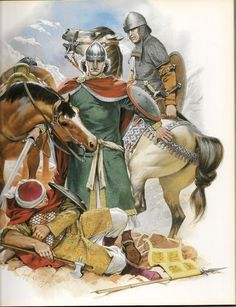 El Cid and the Reconquista 1050-1492 (Men-At-Arms, No 200) Written by David Nicolle Illustrated by Angus Mcbride
