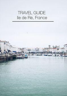 Travelling to l'ile de Ré