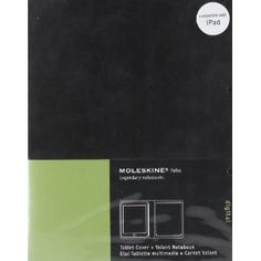 Moleskine Folio Digital Tablet Cover for Apple iPad Digital Tablet, Tablet Cover, Moleskine, Apple Ipad, Lovers, Social Media, Gifts, Presents, Social Networks