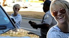 Reese Witherspoon Smiles Her Way Out Of A Traffic Ticket! Reese Witherspoon, Apple Tv, Ticket, Mens Sunglasses, Smile, News, Youtube, Entertainment, Men's Sunglasses