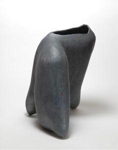 Kazuo Takiguchi; Glazed Ceramic Vessel.
