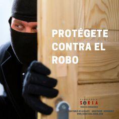 Tu seguridad es muy importante..  Tu tranquilidad no tiene precio En Ferretería SORIA somos especialistas en seguridad residencial.  C/ San Pablo 42 Alicante  666079499 - 620906847 http://ift.tt/1LC4TVd