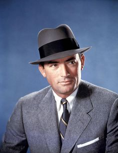 Gregory Peck, 1956