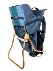 #madeinUSA hiking carrier for baby or toddler