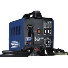 Factory Reconditioned Campbell Hausfeld 115 Volt Wire Feed Welder Flux Core Only