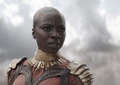 Danai Gurira as Vivienne from Dragon Age Inquisition Marvel Films, Marvel Characters, Marvel Dc, Marvel Comics, Okoye Marvel, Wakanda Marvel, New Disney Shows, Black Panther Costume, Mr Sinister