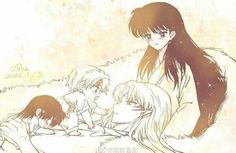 Inuyasha Anime, Inuyasha Fan Art, Inuyasha And Sesshomaru, Inuyasha Memes, Anime Couples Manga, Anime Manga, Miroku, Netflix Anime, Cute Anime Coupes