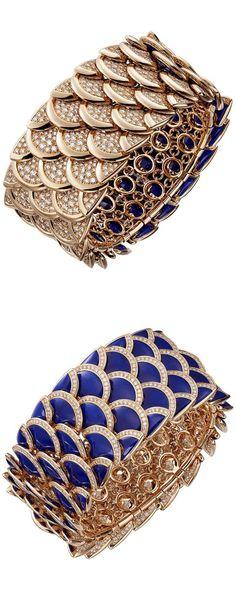 Best Diamond Bracelets : Regilla 2017 The new Cartier High Jewelry collection Resonances de Carti Cartier Jewelry, Gems Jewelry, High Jewelry, Luxury Jewelry, Unique Jewelry, Jewellery Uk, Bridal Jewellery, Vintage Jewellery, Diamond Bracelets