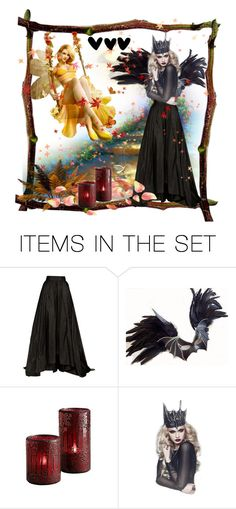 """""""When I Come Back, I Will Be a Snow Fairy!"""" by ahapplet ❤ liked on Polyvore featuring art, Fall, Dark, evening and ahapplet"""