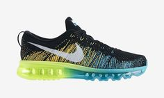 Nike Summer 2014 Flyknit Air Max