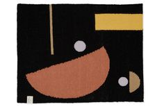 Arco Night Ride | Black Kilim Bath Rug | Quiet Town Mood Images, Organic Matter, Bath Rugs, Organic Shapes, Bath Accessories, Hand Weaving, Area Rugs, Pattern, Color