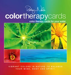 Color Therapy Cards by Robyn Nola. Positive affirmations combined with vivid color are even more effective. Scientists, who have studied color and light Art Therapy Projects, Therapy Tools, Play Therapy, Therapy Ideas, Diy Projects, Treating Fibromyalgia, Paint Paint, Chromotherapy, Color Psychology