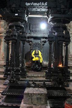 In the koshtam - Dakshinamoorthy Lord Murugan Wallpapers, Lord Krishna Wallpapers, Temple India, Hindu Temple, Shiva Art, Hindu Art, Om Namah Shivaya, Indian Temple Architecture, Brick Architecture
