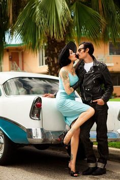 Get the Rockabilly Look - InfoBarrel