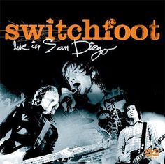 Switchfoot - Live in San Diego DVD 2004 Columbia Music Video *NEW *STILL SEALED*