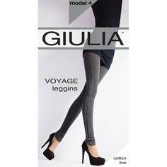 Хотите выглядеть привлекательно даже зимой? Тогда вам необходимо купить леггинсы Giulia Voyage 4. С такими легинсами вам не нужно будет одеть несколько пар колготок или колготки под брюки. Данная моде...