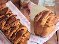 Miss Blueberrymuffin's kitchen: Zimt-Zupfbrot zu jeder Jahreszeit