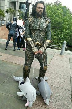 Check out these Best Anime Cosplay costume at this Expo. Great pictures of their costumes. Dc Cosplay, Anime Cosplay Costumes, Male Cosplay, Cosplay Outfits, Halloween Cosplay, Best Cosplay, Cool Costumes, Halloween Costumes, Aquaman Costume