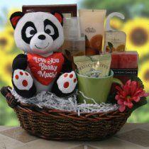 Happy Mothers Day - Mothers Day Gift Basket  From Sports Gift Baskets