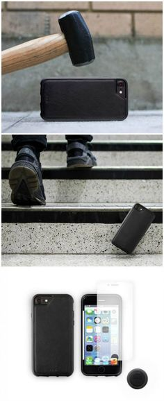 c90222124d00 This Tech-Savvy Case Will Protect Your iPhone From Drops Up to 45 Feet.