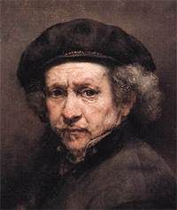 Rembrandt, Self Portrait, 1659, National Gallery of Art, Washington, DC
