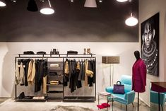 Audrey - Picture gallery Shop House Plans, Shop Plans, Interior Design Layout, Layout Design, Visual Merchandising, Design Ikea, Design Food, Elderly Home, Display Design