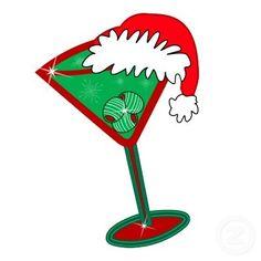 merry martini christmas cocktail christmas party drink martini rh pinterest com