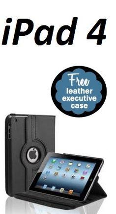 Ipad 4, Apple Ipad, Phone, Leather, Telephone, Mobile Phones