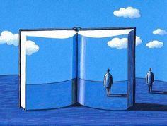 Un libro debe ser un hacha para el mar helado dentro de nosotros. (Franz Kafka)