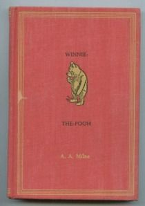 Disney's Winnie the Pooh opens with pages from this 1961 book by A.A. Milne
