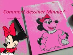 Comment dessiner minnie