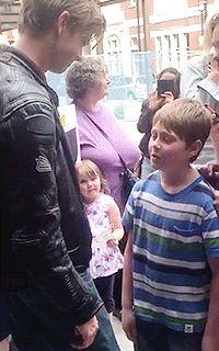 i wonder what that kid said!!!««AWWWWW TOMMY!!!!