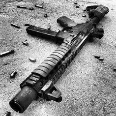 9mm SBR w/ Noveske KX3 by jboyright