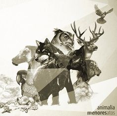 Menores Atos - Animalia [2014]