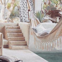 Outdoor Rooms, Outdoor Gardens, Outdoor Living, Outdoor Decor, Outdoor Fun, Interior Exterior, Interior Design, Exterior Stairs, Design Interiors