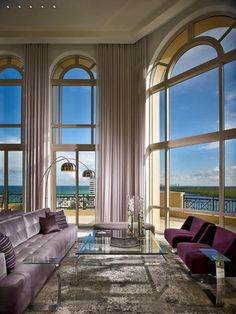 Gorgeous room and view