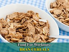 #Bran cereals are a winning choice when it comes to enhancing physical performance. They are high in #fiber and the betaine chemical found in bran foods enhances your physical performance and boosts your metabolic rate. Bran also helps with cell function and prevents dehydration during #exercise.