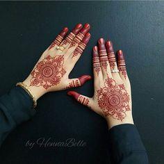 By @hennabelle #pretty #mehendi #mehendidesign #mehendiart #henna #hennadesign #hennaart #hennatattoo #beautiful #wedding #functions #events #art #tattoo #color #mehendiinspire #hennainspire #inspiration #bridal #blackhenna #blackmehendi  #instaart #bodyart #hennalove #mehendilove #arabichenna #arabicmehendi #tagsforlikes#girls