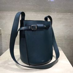 3d599e42ee95 Celine Big Bag Bucket Bag With Long Strap in Smooth Calfskin Amazone 2018   pursesinamazon