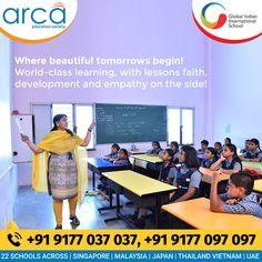 Holistic Education, Science Week, Leadership Qualities, Republic Day, School Building, Graduation Day, International School, Positive Attitude, School Fun