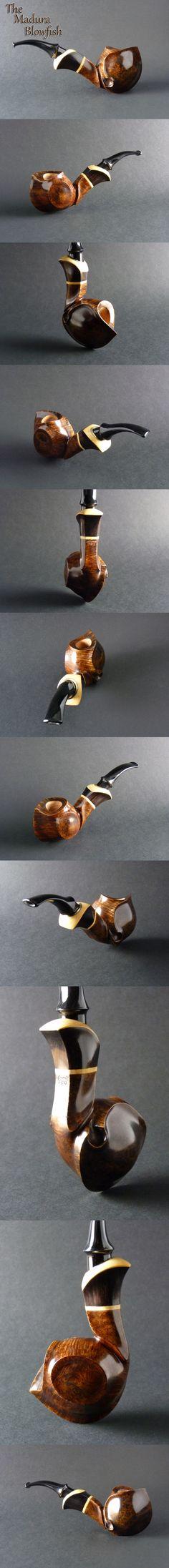The Madura Blowfish, by Stephen Downie. www.downiepipes.com
