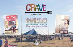 Crave Lexington Food