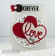 MFT-Heart Full of Love TRANSFORM-ables Die-namics, Blueprints 9 Die-namics ...