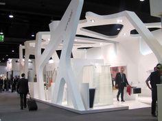 Assuntos Criativos: Inspiração em design de Stands