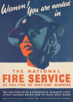 Fire Service Prints at AllPosters.com